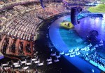 THE LONDON OLYMPIC OPENING CEREMONY